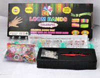 Link, Chain Unisex Silicone Best Christmas Gift Bracelet Colorful Rubber Bands Silicone LOOM BANDS the Preparation Ring - 600 Bands+S-Clips Twistz DIY 200set