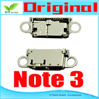 For Samsung   10pcs lot For Samsung Galaxy Note 3 N9000 N9002 N9005 N9006 N9008 N9009 USB Charger connector Free shipping