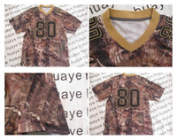Wholesale Victor Cruz Camo American Football Elite Jerseys Man American Football Stitched Jersey Authentic On Field Jerseys Mix Order NWT
