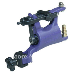 Wholesale Purple color swashdrive rotary tattoo machine strong power super light good quality MJ008C