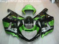 Wholesale Injection molded fairing fits for GSXR600 GSXR750 K1 GSXR GSXR Green Black