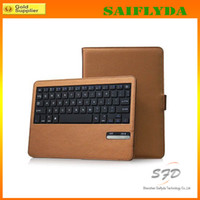Wholesale for new ipad air ipad5 Removable Wireless Bluetooth Keyboard Case Cover Stand colors