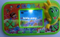 Wholesale Kolkatan s game machine child belt screen electronic toy handheld gift puzzle boy gift
