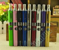 Electronic Cigarette alumium case - EVOD MT3 Electronic Cigarette Alumium Metal Case Kits mAh mAh mAh EVOD Battery ml MT3 Atomizer drop shipping