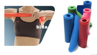 Wholesale Pilates Resistance BANDS Stretch Therapy MEDIUM HEAVY exercise tubing pilates