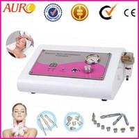 Wholesale Christmas promotion Good using diamond dermabrasion machine facial massage beauty machine B