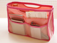 Wholesale 20 Bag Organizer Multi functional cosmetic wash bag Ipad case cover soft cm