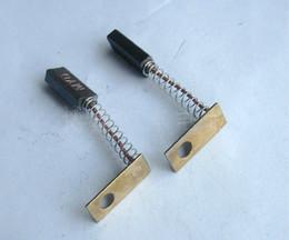 Wholesale Automotive generator brush Copper content X8X20mm