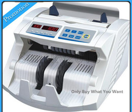 Wholesale Money Counter K M Automatic UV MG IR DD detection Suitable for most currencies in the world