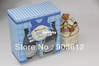 Wholesale Baby Prewalker Shoes PVC Boxes Provide Customer Design Styles for Choice