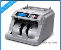Wholesale Money Counter K D LCD Display Automatic detecting with UV and MG Suitable for most currencies in the world