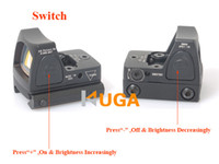 Wholesale Promotion Hot Sale Trijicon RMR Red Dot Sigh Style Red Dot Sight With Switch For Hunting CL2