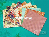 Wholesale Hot sellingJapanese Yuzen Chiyogami Washi paper for Crafts Scrapbooking origami finger play