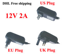 Wholesale High Quality AC V to DC V A Power Adapter Supply V adaptor DHL