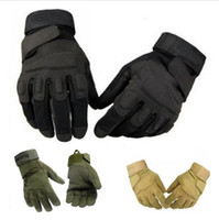 Wholesale Black Hawk Motorcycle Bicycle Motorbike Motocross racing racer tactics gloves
