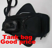 Wholesale New Black Oil Fuel Tank Bag Magnetic Motorcycle Motorbike Oil Fuel Tank Bag