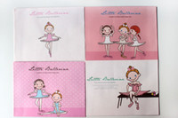 Wholesale Children s stationery New Set cute ballet girl style Stationery envelopes Gift amp office envelope set dandys