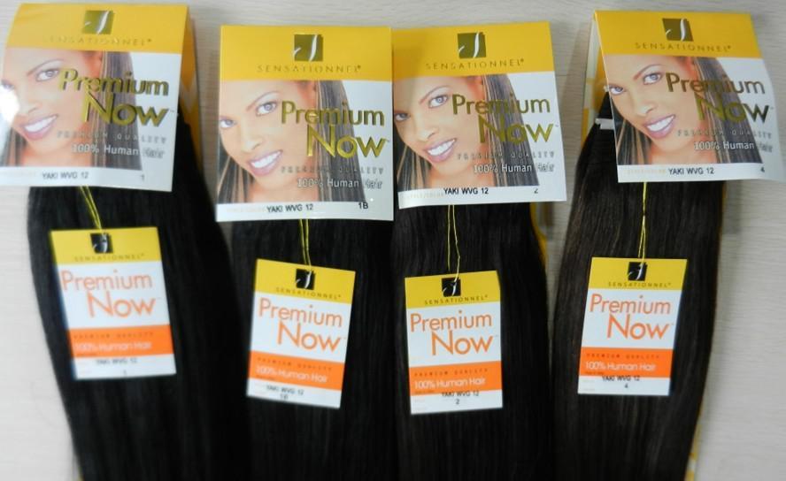 Premium Now Hair Extensions Premium Now Yaki Human Hair