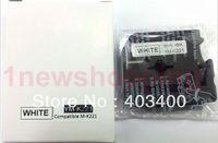 Wholesale 2PK compatible Tape Label M K221 MK221 Black on White for PT65 Series Printers