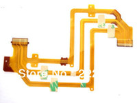 Wholesale FP LCD Flex Cable For sony SR32E SR33E SR42E SR52E SR62E SR82E SR200E SR300E Video Camera