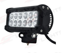 Wholesale New quality china supplier product car accessory W INCH CREE LED WORK LIGHT BAR OFFROAD SPOT LAMP WD save on w w atv