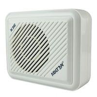 Wholesale New White FM MP3 Large capacity Hi Fi Audio Effects High sensitivity Environmental Friendly X3E Tour Guide Microphone J6001B