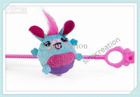 Wholesale New Arrival Blue Dizzy Dancer Twirling And Spinning Top Pet For Girls New Year Gifts For Children