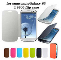 Wholesale PU Leather Battery Housing Back Flip Cover Case for Samsung Galaxy S3 S4 MINI Note With Retail Box MOQ