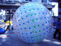 adult outdoor games - 2015 fashion new deisign adult or kid outdoor Inflatable glass Zorb ball on glass toy game