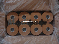Wholesale 5cmx13 m rigid sports Tape Microporous glue strapping tape bandage zinc oxide tape