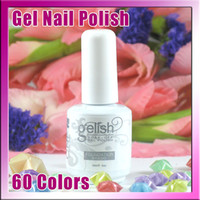 Wholesale Gelish UV LED Base Coat Nail Gel Top coat Nail Gel