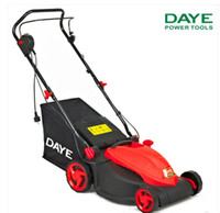 Electricity riding lawn mowers - Mower electric home lawn machine mower wj grass mowing machine