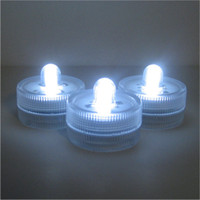 Precio de Luces individuales con pilas-48pcs / lot venden al por mayor 2 * CR2032 accionaron con pilas las mini luces llevadas sumergibles impermeables impermeables originales pequeñas luces de agua llevadas