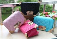 girls handbags - Hot Sale Kids Handbag Korean Baby Girl Bags Princess Lovely Fashion Casual Girl Metal Chain Handbag Shoulder bags