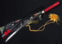 Wholesale ASIASWORDS Handmade Hand forged T10 Steel Japanese Samurai Katana Sword