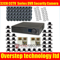 Wholesale Complete CH CCTV Ultimate Series DVR Security Camera Surveillance System