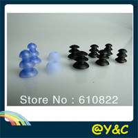 Wholesale 10 pair Silicone soft earplug tips for Speedo Aquabeat NU Dolphin Waterproof earphone headphone