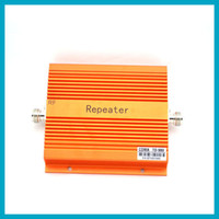 Wholesale 1PC High Quality New Arrival Gold Mhz CDMA MobilePhone Stronger Signal Repeater Booster Cell Phone Amplifier