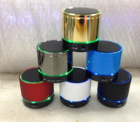 Wholesale YP Free DHL W Mini Speakers S08 S11 Model Wireless Bluetooth Speakers Subwoofers Loudspeakers For Cellphone MP3 Player