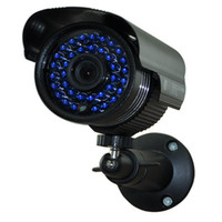 Wholesale CCTV LED TVL Color Wired D amp Night Vision Surveillance Waterproof Camera