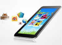 Wholesale Ampe A76 fashion inch Allwinner Android Capacitive Tablet PC MB GB DHL freeshipping