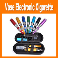 Vase Tumbler Tank Electronic Cigarette Kit Colorful with vas...