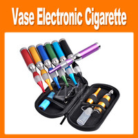 Electronic cigarette 18650 battery flower vase cigarette kit...