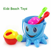 Wholesale Lovely Cute Child Beach Toy Large Hourglass Sand Tools Baby Bath Toys Set Hot Sale T90251
