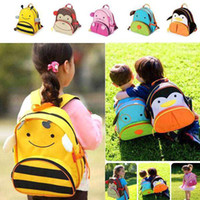 Wholesale wowcool2010 Kid Cute Children School Bag Cartoon Backpack Bag Nursery Pupils FB262