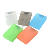 Wholesale New Inch Hard Disk Protect Case Hard Driver Anti shake Storage Box Cover Multi Color