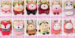 Wholesale Popular Metoo Plush Hasp bags phone Messenger bag child coin wallet girls purse gifts L