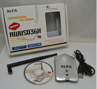 Wholesale Wireless Network Adapter mW High Power Wireless G B N Wifi USB M Wi Fi Adapters Dongles