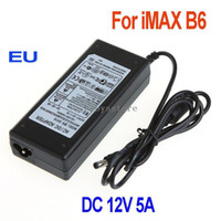Wholesale High Quality AC Charger Adapter V A AC Power Adapter For Imax B6 Balance Charger Freeshipping
