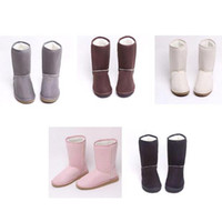 Wholesale S5Q Fashion New Autumn Winter Women Lady Snow Boots Warm Fur Shoes AAACPV